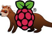 FerretPi: À l'aide de Raspberry Pi comme un serveur FTP sécurisé