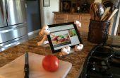Un iPad / tablette PVC Stand tout le monde peut faire !