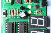 Infrarouge basé kit de bricolage de compteur numérique objet