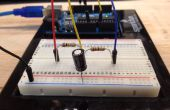 Mesurer la capacité avec Arduino