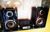 Radio et haut-parleurs