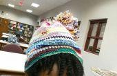 Scrapy chapeau au Crochet