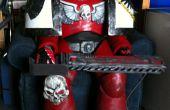 Costume de Blood Ravens Space Marine