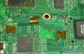 Comment utiliser le ruban Dots pour tenir un fil à un PCB
