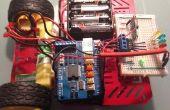La radio RF de robot avec joystick