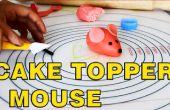 Comment faire Fondant souris Cake Toppers