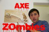 Comment faire des zombie hache avec freins vélo