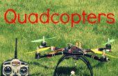 Le Guide du bricolage Quadcopters