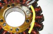 Reconstruire les coûteux stator de votre moto