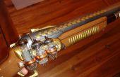 Fusil de chasse de Steampunk