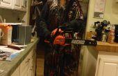 Scie à chaîne monstre Halloween Costume Prototype