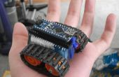 Arduino Nano basé Microbot