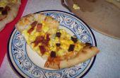 Petit déjeuner Pizza Options