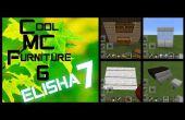 Cool les meubles MCPE 6