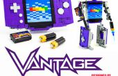 Transformation de LEGO Game Boy Advance - « Vantage »