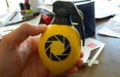 Faire votre propre Aperture Science combustibles citron