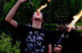 Comment faire facilement qualité jonglerie torches