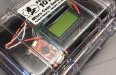 Douche Arduino moniteur avec écran LCD