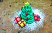 Décoration d'arbre de Noël comestible facile