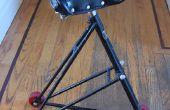 Vélo cadre Triangle chaise