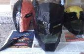 #7 batman Armored casque carton | Abdellah| bricolage -Comment - HD