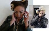 Lady Gaga Soda peut rouleaux (téléphone vidéo)