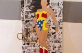 Cut Out Wonder Woman découpage au laser