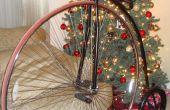 Antique bicyclette