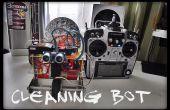 Aspirateur robot de nettoyage RC