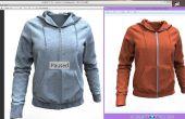 Comment restituer les vêtements 3D réalistes dans Keyshot tutoriel