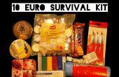 Kit de survie de 10 euros (Challenge)