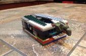 Cas de LEGO Raspberry Pi