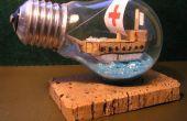 Recycler les vieux ampoule