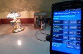 Linkit un BT - Power Box avec minuterie utilisant Android
