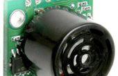 Tout sur Max Sonar EZ0 et Arduino