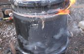 Easy Burner de fournaise carburant double
