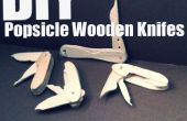 Popsicle bricolage Swiss Army Knife