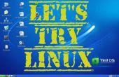 Permet de donner Linux un essai (aka permet d'obtenir ce vieux PC va encore une fois)