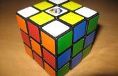 Avancée des patrons de Cube Rubik