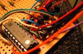 Contrôler une matrice clavier via un microcontrôleur