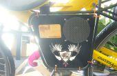 Comment construire un mégaphone moto stéréo