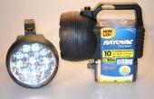 Rayovac Bright 10 LED Mod.  150 heures. En vertu de 6,00 $