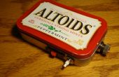 1W Altoids Tin Laser !