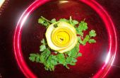Décoratifs citron Rose