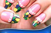 Conseils colorés Nail Art Design