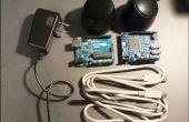 Untethered la reconnaissance vocale et la synthèse vocale avec Arduino