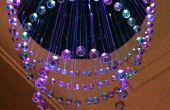 Lustre optique de fibre de LED