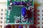 Sortie analogique - Convert PWM à tension