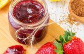 Confiture de fraise maison sans pectine
