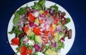 Salade d'été Steak